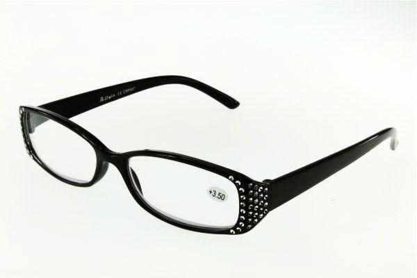"""очки готовые """"Airstyle"""" CRP 507 (пластик) черный"""