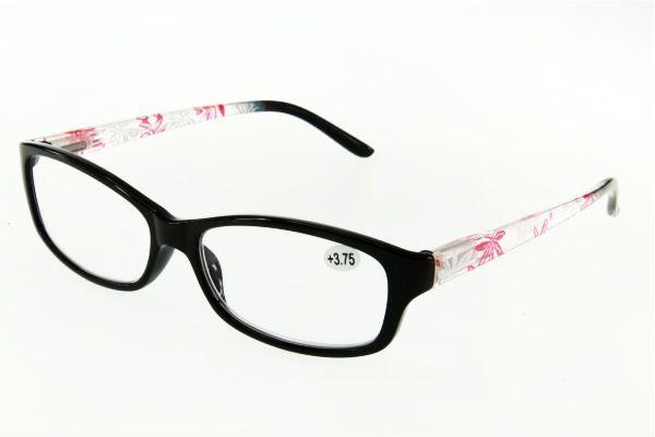 """очки готовые """"Airstyle"""" CRP 527 (пластик) черный"""