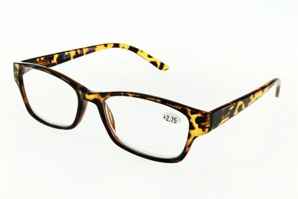 """очки готовые """"Airstyle"""" CRP 564 (пластик) коричневый"""