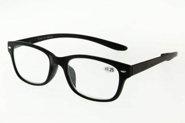 """очки готовые """"Airstyle"""" CRP 608 (пластик) черный"""