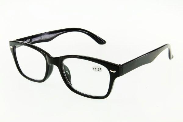 """очки готовые """"Airstyle"""" KC-939 (пластик) черный"""