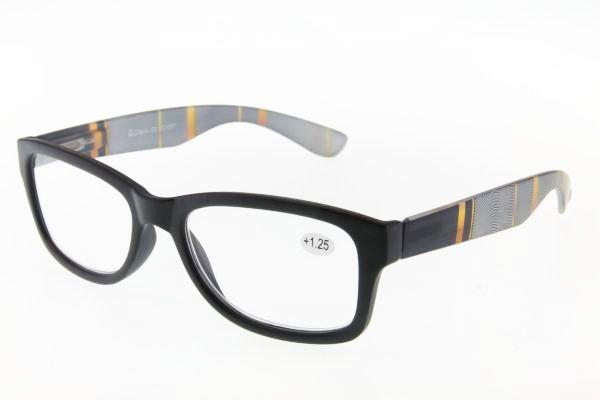 """очки готовые """"Airstyle"""" KC-967 (пластик) серый"""