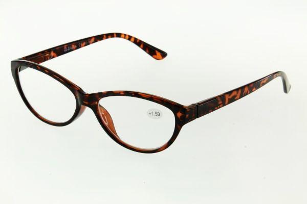 """очки готовые """"Airstyle"""" KC-9813 (пластик) коричневый"""