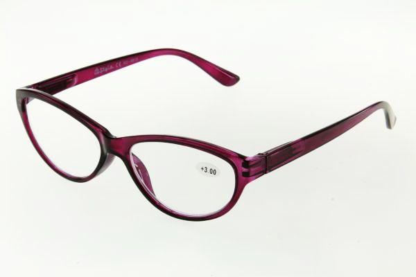 """очки готовые """"Airstyle"""" KC-9813 (пластик) фиолетовый"""