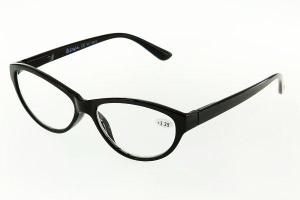 """очки готовые """"Airstyle"""" KC-9813 (пластик) черный"""