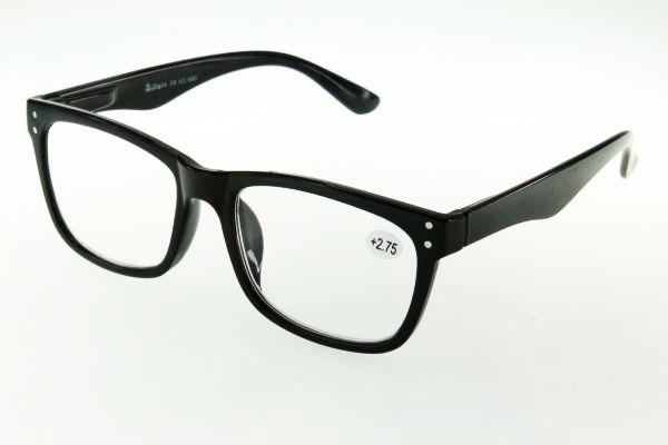 """очки готовые """"Airstyle"""" KC-990 (пластик) черный"""