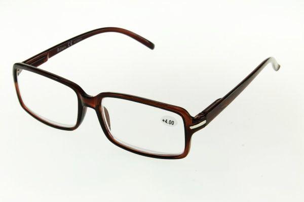 """очки готовые """"Airstyle"""" KC-9903 (пластик) коричневый"""
