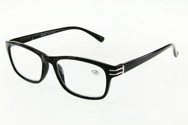 """очки готовые """"Airstyle"""" KC-998 (пластик) черный"""