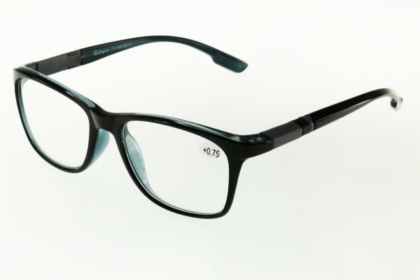 """очки готовые """"Airstyle"""" KG-9813 (пластик) серый"""