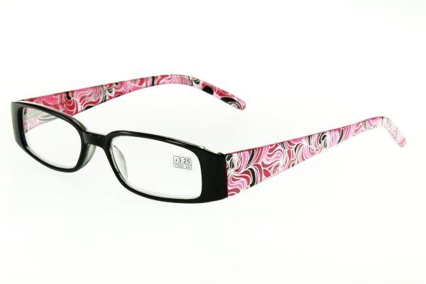 """очки готовые """"Airstyle"""" RFC-074 розовый (пластик)"""
