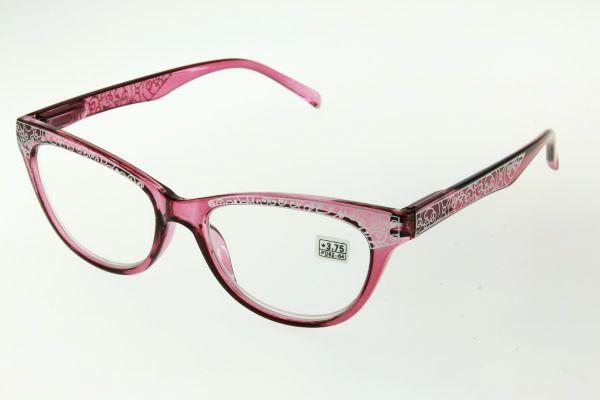 """очки готовые """"Airstyle"""" RFC 121 (пластик) фиолетовый"""