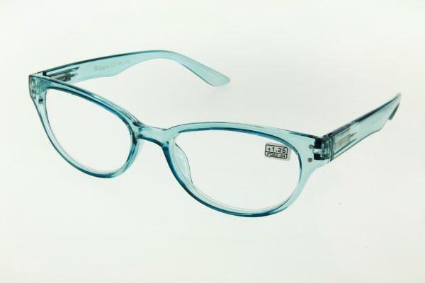 """очки готовые """"Airstyle"""" RFC 173 (пластик) голубой"""