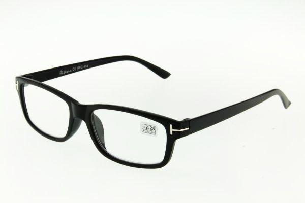 """очки готовые """"Airstyle"""" RFC 414 (пластик) черный"""
