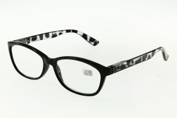 """очки готовые """"Airstyle"""" RFC 440 (пластик) черный"""