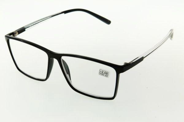 """очки готовые """"Airstyle"""" RFC 742 (пластик) черный"""