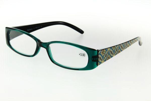 "очки готовые ""Airstyle"" RP-1810-12 (пластик) голубой"
