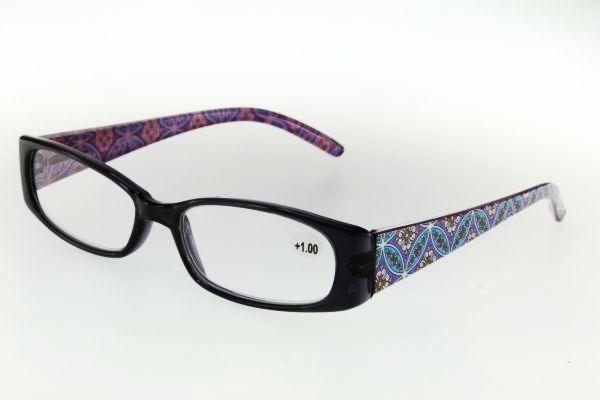 "очки готовые ""Airstyle"" RP-1810-12 (пластик) фиолетовый"