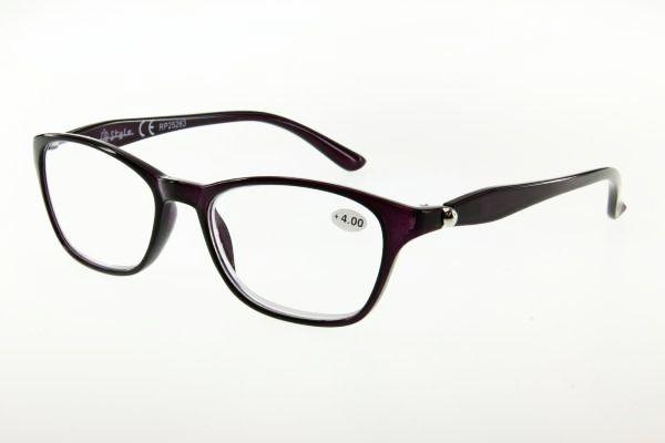 "очки готовые ""Airstyle"" RP25263 (пластик) фиолетовый"