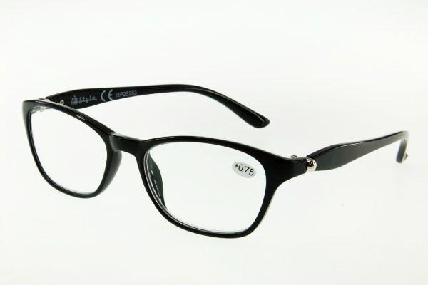 "очки готовые ""Airstyle"" RP25263 (пластик) черный"