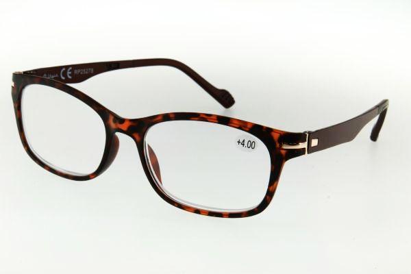 """очки готовые """"Airstyle"""" RP-25278 (пластик) коричневый"""