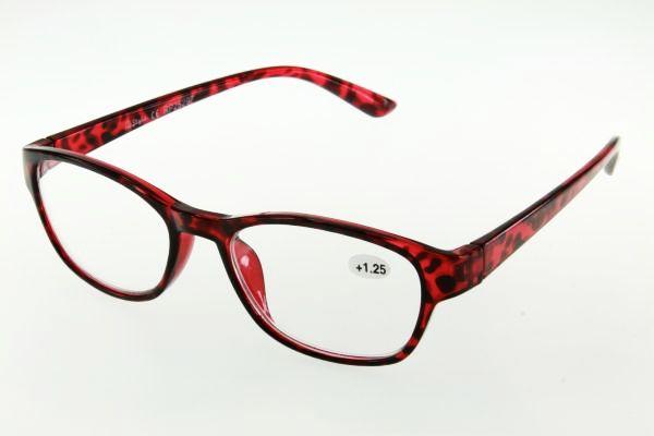 "очки готовые ""Airstyle"" RP25297 (пластик) красный"