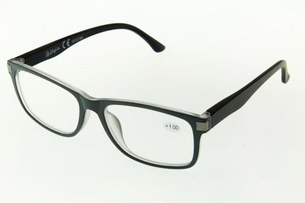 """очки готовые """"Airstyle"""" RP2789 (пластик) серый"""