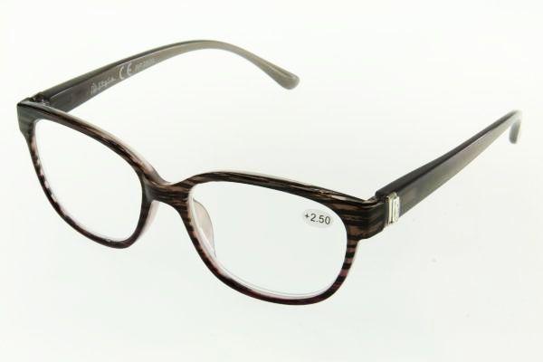 """очки готовые """"Airstyle"""" RP2800 (пластик) серый"""