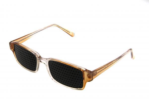 Очки тренажёры Vizzini V0023 А8 (коричневый)