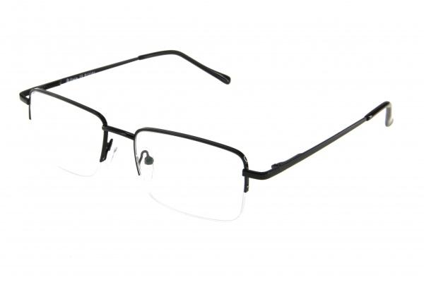 "очки готовые ""Airstyle"" R-12161 (металл) черный"