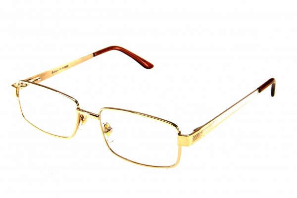 "очки готовые ""Airstyle"" R-13062 (металл) золото"