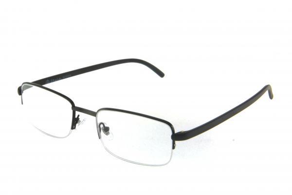 "очки готовые ""Airstyle"" R-1676 (пл/металл) черный"