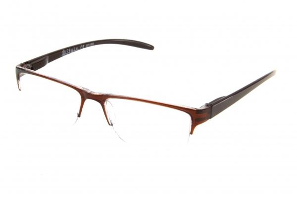 """очки готовые """"Airstyle"""" RT 058 (пластик) коричневый"""