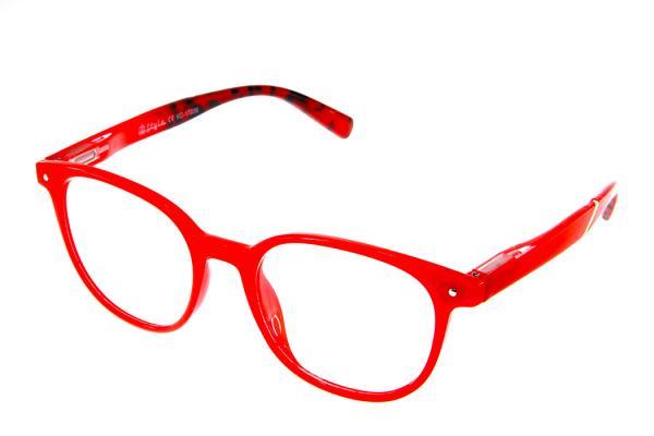 """очки готовые """"Airstyle"""" KC-17036 (пластик) красный"""