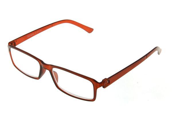 """очки готовые """"Airstyle"""" KC-1707 (пластик) коричневый"""