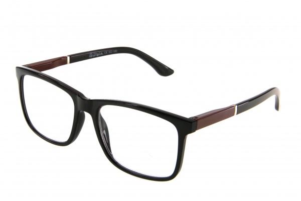 """очки готовые """"Airstyle"""" KC-180 (пластик) коричневый"""