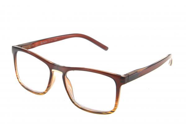 """очки готовые """"Airstyle"""" KC-1804 (пластик) коричневый"""