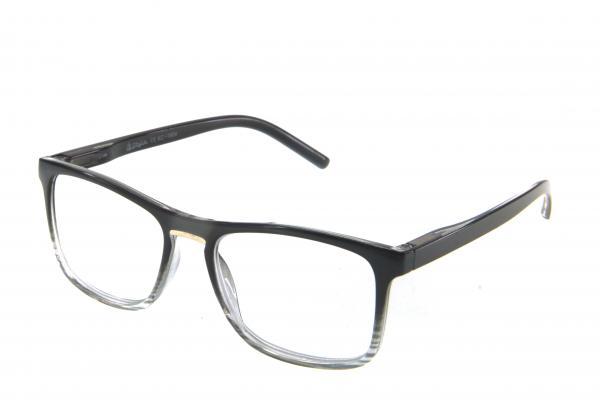 """очки готовые """"Airstyle"""" KC-1804 (пластик) черный"""