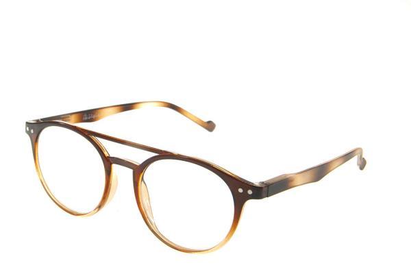 """очки готовые """"Airstyle"""" KC-1901 (пластик) коричневый"""
