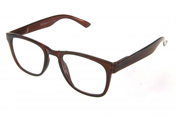 """очки готовые """"Airstyle"""" KC-1902 (пластик) коричневый"""