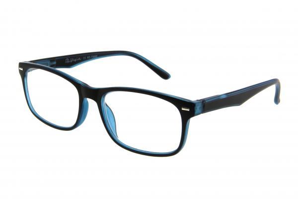 """очки готовые """"Airstyle"""" KC-73500 (пластик) синий"""