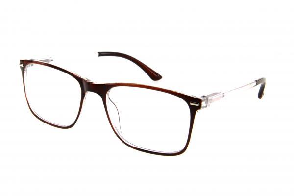 """очки готовые """"Airstyle"""" KC-77403 (пластик) коричневый"""
