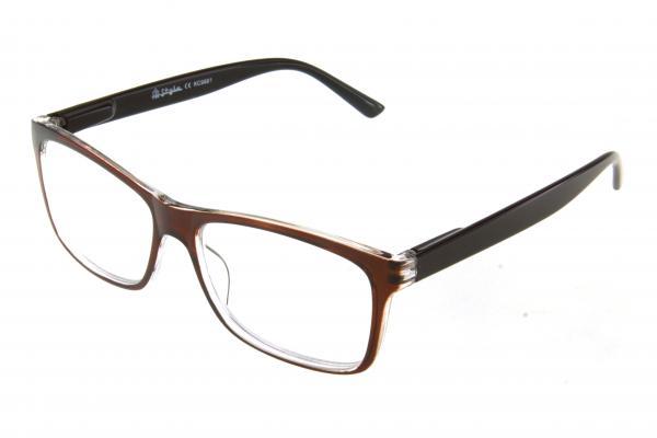 """очки готовые """"Airstyle"""" KC-9881 (пластик) коричневый"""