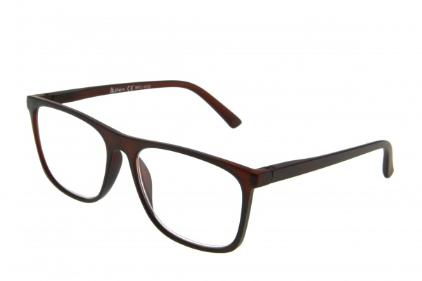 """очки готовые """"Airstyle"""" RFC 1015 (пластик) коричневый"""