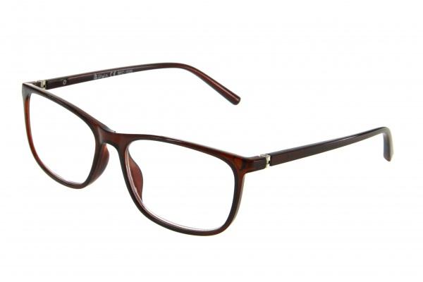 """очки готовые """"Airstyle"""" RFC 1020 (пластик) коричневый"""