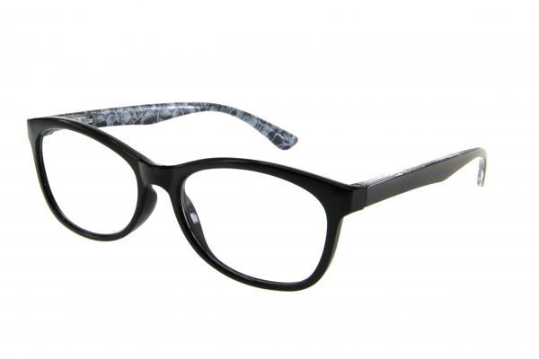 """очки готовые """"Airstyle"""" RFC 1127 (пластик) черный"""