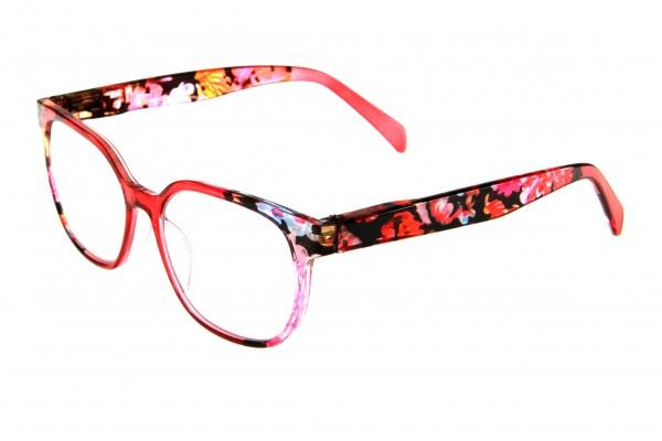 """очки готовые """"Airstyle"""" RFC 1178 (пластик) розовый"""