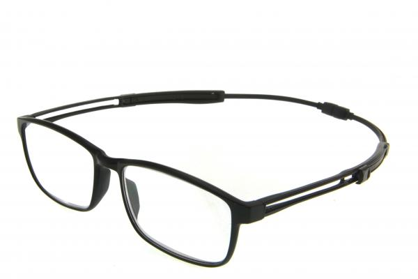 """очки готовые """"Airstyle"""" RFC 1184 (пластик) черный"""