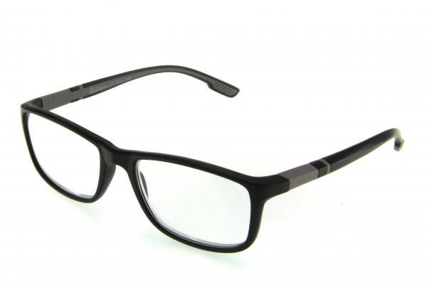 """очки готовые """"Airstyle"""" RFC 1185 (пластик) черный"""