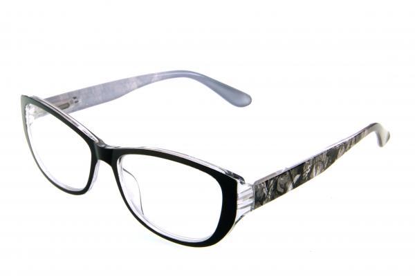 "очки готовые ""Airstyle"" RFC 1189 (пластик) серый"