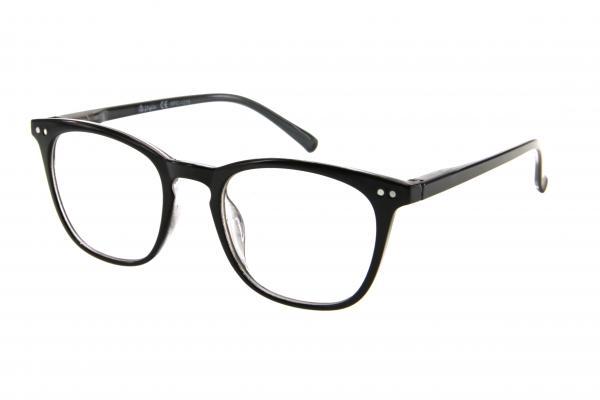 """очки готовые """"Airstyle"""" RFC 1219 (пластик) черный"""